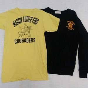 Vintage Martin Luther King Crusaiders Sweater shir